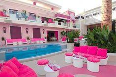 pink, house, and pool afbeelding Dreamhouse Barbie, Girl Bedroom Designs, Girls Bedroom, Bedroom Decor, Girls Bunk Beds, Bedroom Ideas, Trendy Bedroom, Awesome Bedrooms, Cool Rooms