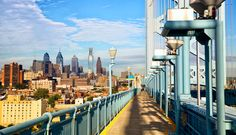 You'll hit all the greats on this run: the Ben Franklin Bridge, Kelly Drive, the Schuylkill Banks Boardwalk, and more.