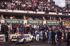 Start Le Mans 1965