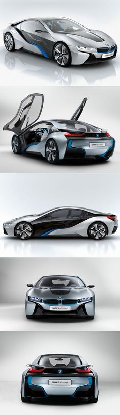 """""""It's called the art of driving"""" - BLACK BOX RECORDER - (BMW Concept)"""