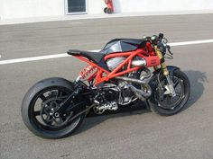 Buell Cafe Racer #motorcycles #caferacer #motos | caferacerpasion.com