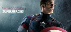 Historia y evolución de Capitán América #blog #tienda #disfraces #online #carnaval #halloween