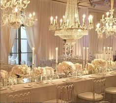 I can't get enough of chandeliers.