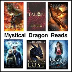 Enjoy some great reads with these fantasy books all about Dragons. You can fly with the dragons and save the world tonight, and some of them are even free Kindle reads!