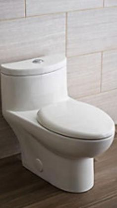 American Standard Tofino Complete GPF Dual Flush Elongated Toilet in White with Slow Close - The Home Depot Home Depot Toilets, Bathroom Toilets, Bathroom Renos, Bathroom Ideas, Basement Bathroom, Master Bathroom, Beige Bathroom, Bathroom Designs, Bathroom Remodeling