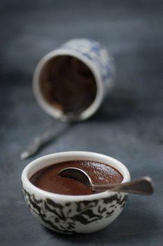 Petits pots de crème au chocolat et épices thaï