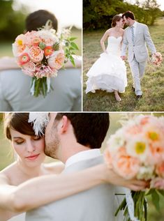 Backyard Southern Wedding
