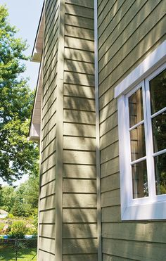 The lp canexel prefinished colour walnut is a rich for Prefinished siding