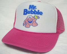 Mr. Bubble Trucker Hat - Products, Business and Brands Trucker Hats & More