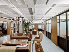 Working It: Rockwell's NeueHouse is More Club Than Office