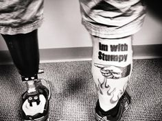 Im with stumpy