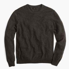J.Crew Slim Italian Cashmere Crewneck Sweater ($225.00)