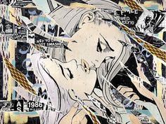FAILE: brooklyn-based artistic collaboration between Patrick McNeil and Patrick Miller. <3