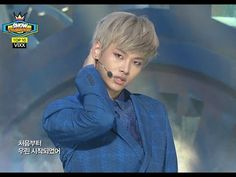 VIXX - Intro + ETERNITY, 빅스 - 인트로 + 기적, Show Champion 20140604 - YouTube