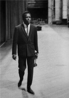 Miles Davis, Los Angeles, CA, 1959