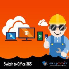 Get the Best #TechnicalSupport for #Office365Setup in an affordable price. - #Flyonit Call us - 1300359664
