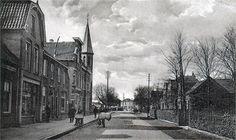 De Spoorstraat in Oldenzaal omstreeks 1933 Street View, Painting, Art, Art Background, Painting Art, Paintings, Kunst, Drawings, Art Education