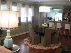 Dinning Room Round Rug