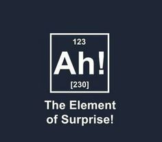 Update your periodic table today.