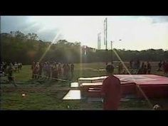 Pole snaps and polevaulter flips