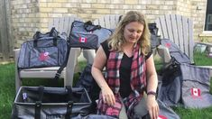 I love charcoal crosshatch! It is the best print to add personalization to show your Canadian pride! The Canada flag, Canadian home map, and maple leaf icons. Personalized Products, Personalized Gifts, House Map, Canada Day, Baby Strollers, Charcoal, Children, Youtube, Ideas