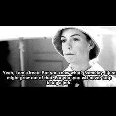Princess Diaries<<<the only reason I don't like this line is bcs it's directed to Mandy Moore who is Rapunzel XD