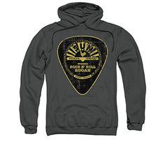Guitar Pick Frame -- Sun Records Adult Hoodie Fleece Sweatshirt - http://bandshirts.org/product/guitar-pick-frame-sun-records-adult-hoodie-fleece-sweatshirt/