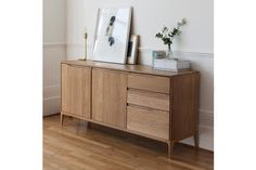 Mr. Bigglesworthy - Ercol sideboard
