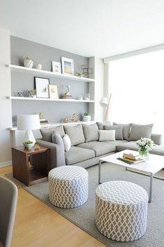 99 Mid Century Modern Living Room Interior Design (21)