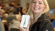 Apple publica un vídeo del día del lanzamiento del iPhone 5