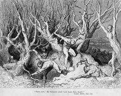 El infierno de Dante Alighieri ilustrado por Gustave Doré - Taringa!
