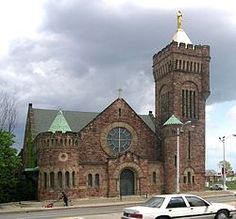 Our Lady of the Rosary Roman Catholic Church (Detroit, Michigan) - Wikipedia, the free encyclopedia