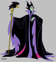 Malificent.. My favorite