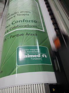 Impressão Digital - Banner (Lona 440g) - Unimed Fortaleza