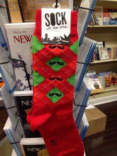 Keep your toes warm while you crack open that next mystery!
