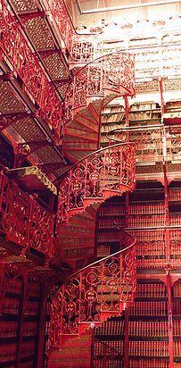 La bibliothèque du parlement Hollandais — La Hague, Pays-bas