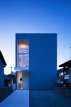 外観 / Yoshihiro Ishiue Architects
