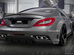 "CLS 6.3 AMG This would be my ""sports car""."