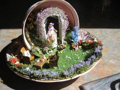 Teacup scenes - Miniature Projects - Picasa Web Albums