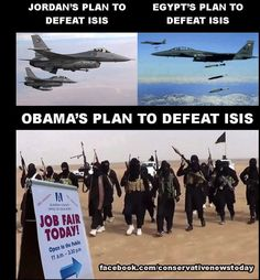 Jordan and Egypt's plan to defeat ISIS vs. Obama's — The difference is painfully clear  Joshua Riddle February 18, 2015 7:35 pm  Screen Shot 2015-02-18 at 4.29.28 PM