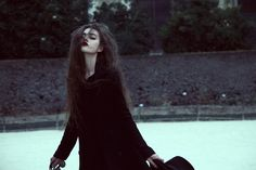 This is kind of what I would imagine school girl Bellatrix to look like