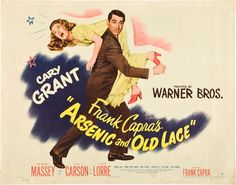 Arsenic and Old Lace - with Cary Grant