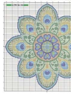 Solo patrones de punto de cruz 2 (pág. 36) | Aprender manualidades es facilisimo.com