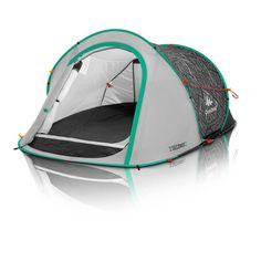 55 € - Universo de Montaña Camping y Material - 2 Seconds Easy 2 words QUECHUA - Tiendas de campaña y accesorios
