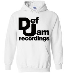 Def Jam Recordings Classic Hip Hop Run Dmc Beastie Boys Public Enemy Kanye  West Rick Ross 7fd6d8af37