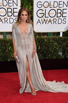 Globo de Ouro 2015 - Jennifer Lopez