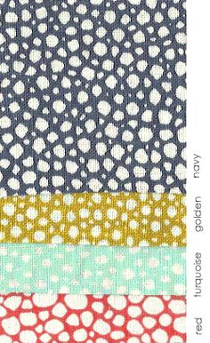 'Shagreen' by Maresca Textiles, a new take on animal-print fabrics, 100% linen