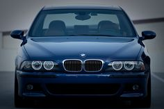 Picture Posting of Blue E39's ONLY