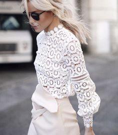 Appliqué top #Style