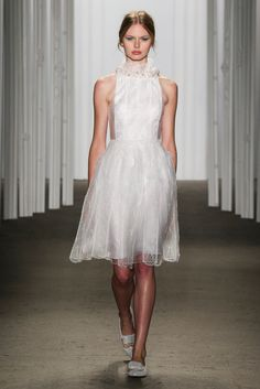 Honor (SS 2015) #NYFW #weddingdresses #vestidodenovia
